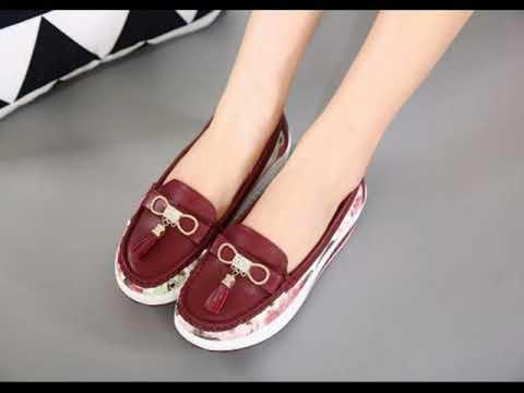 Sepatu wanita branded - YouTube d29a3c3a66