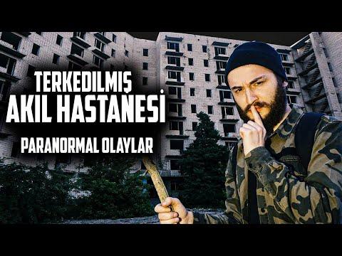 TERK EDİLMİŞ DELİLER HASTANESİNDE BİR GECE GEÇİRDİK! - RUSYA