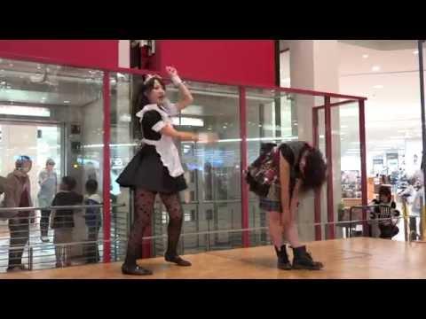2014/10/18 とやまde 踊ってみた in ファボーレハロウィンパーティー 2部
