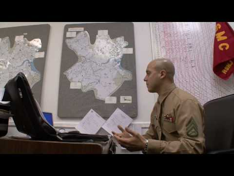 The top Marine recruiter in the country