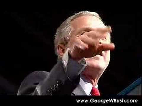 George W. Bush - Speech Reno Nevada (2004)