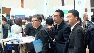 Erste deutsch-chinesische Karrieremesse in Frankfurt