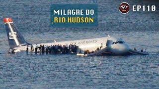 O AVIÃO QUE POUSOU NO RIO HUDSON EM NOVA YORK – Voo 1549 do Sully Parte 2
