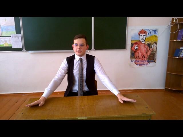 Изображение предпросмотра прочтения – НикитаВласкин представляет буктрейлер кпроизведению «Размазня» А.П.Чехова