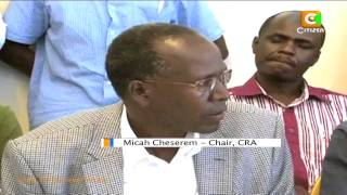 Senate Receives  MCA's Resolution To Impeach Wambora