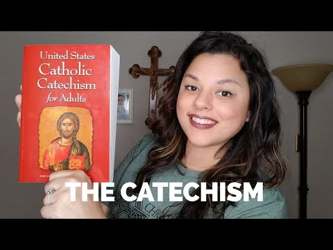 What is the Catechism of the Catholic Church?