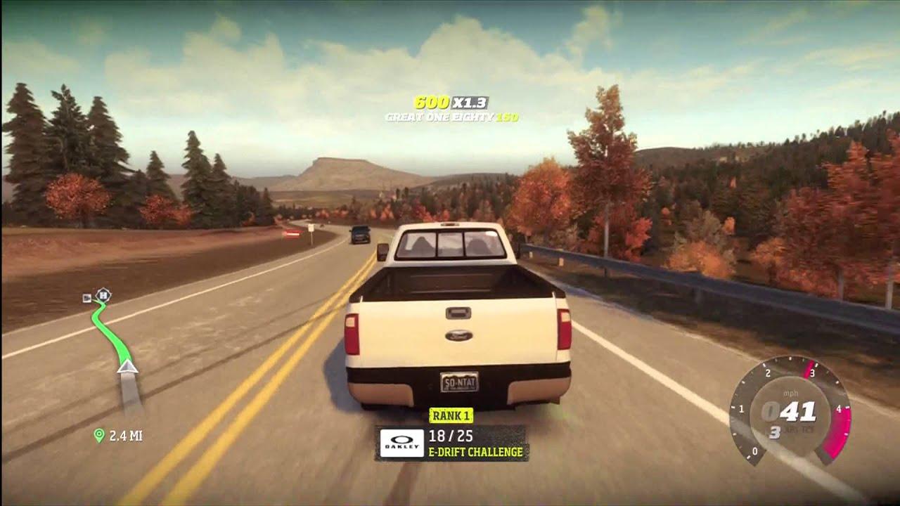 Forza Horizon Truck F350 Super Duty Ford