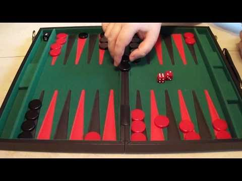 Backgammon Beyond Beginner: 8. Blitz (1 of 2)