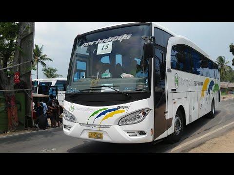 Bis Mania : 19 Bus METROPOLITAN  Konvoi Di ANYER