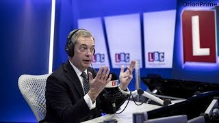The Nigel Farage Show: Steve Bannon takes your calls (Trump's former adviser). LBC - 15th July 2018