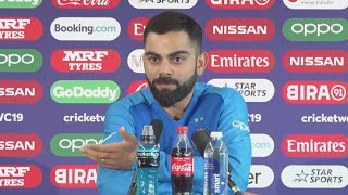 Virat Kohli Reacts on Ravindra Jadeja - Sanjay Manjrekar Episode after Cricket World Cup exit | #CWC