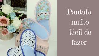 Linda Pantufa muito Fácil de Fazer