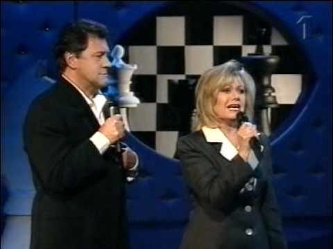 Tommy Körberg & Elaine Paige - You And I (Live 1999)