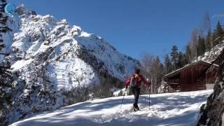 Schneeschuhwandern am Achensee - Feilalm - Feilkopf