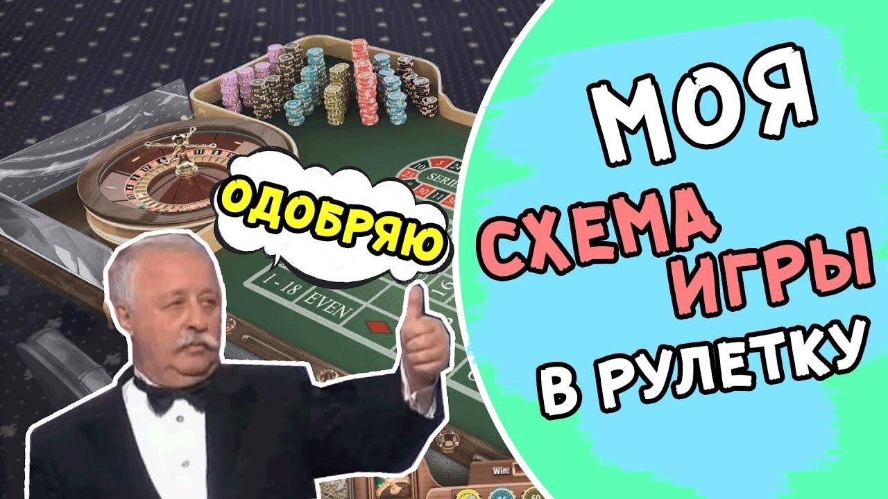 Мой удачный заход в рулетку Моя схема игры   рулетка игра онлайн
