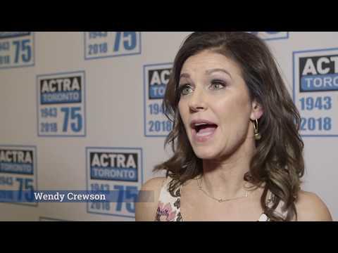 MyACTRA  Wendy Crewson