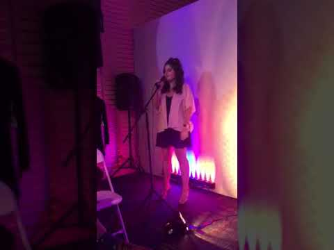 Santa Baby Cover at the VOXN fashion show