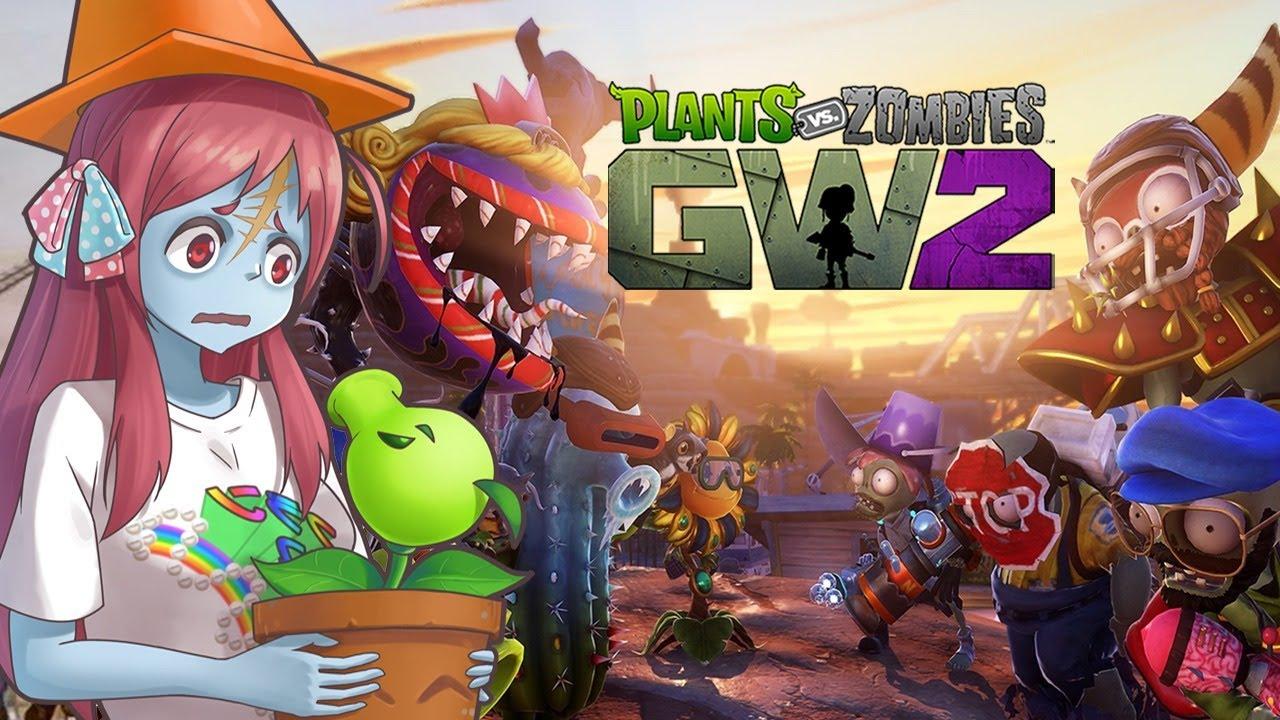 PvZ Garden Warfare 2 Jugando Plantinis Garden Dosh OwO