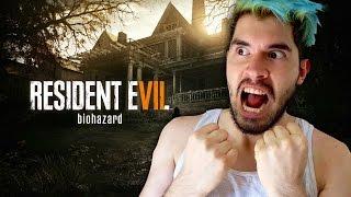 COMIENZAN LOS ATAQUES CARDIACOS   Resident Evil 7 - Parte 1