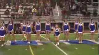 Holmdel High School Cheerleaders - 2013 Homecoming Halftime Show