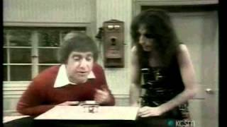 Alice Cooper on Soupy Sales show 1978