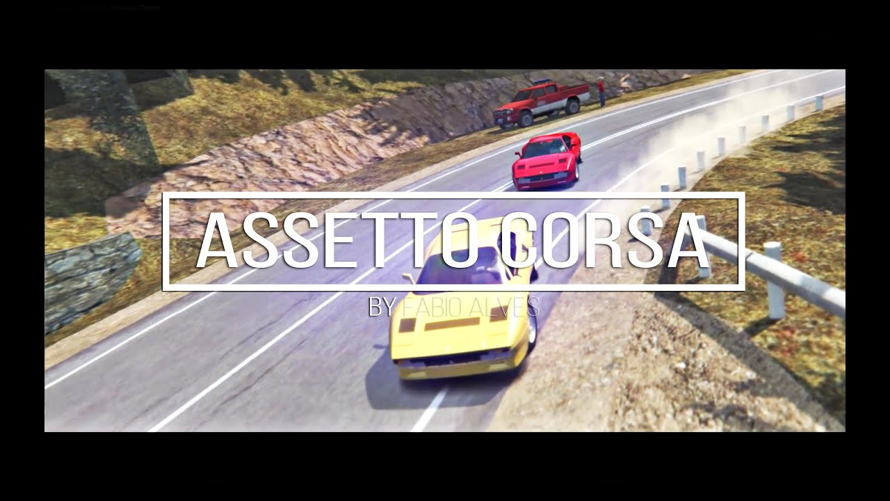 Ferrari 288 GTO  Release Trailer  YouTube