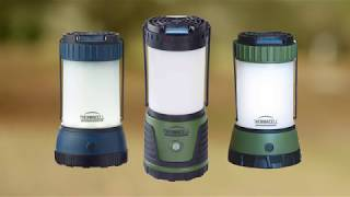 Thermacell Mosquito Repellent Camping Lanterns - How it Works