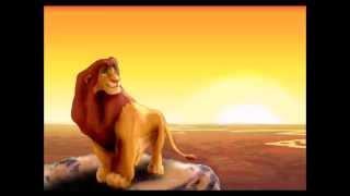 Oroszlánkirály - Az élet az úr KARAOKE (MAGYAR)
