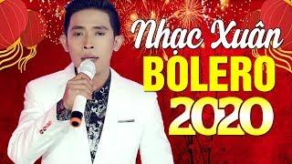 Nhạc Xuân Bolero 2020 - Con Xin Hẹn Xuân Sau   Lk Nhạc Xuân 2020 Hay Nhất Cảm Động Rơi Nước Mắt