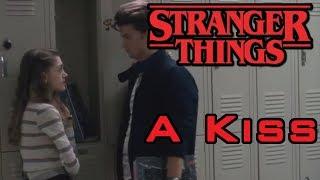 Stranger Things - A Kiss - Microkorg Cover MP3