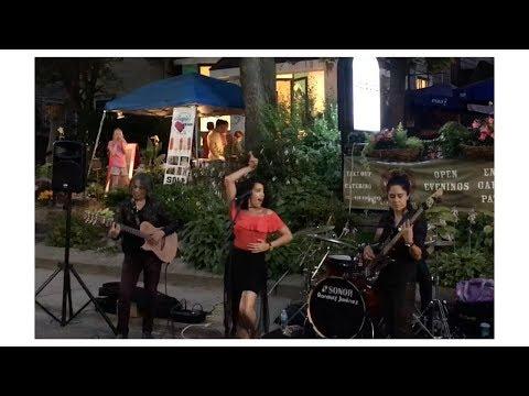 Toronto Beaches Jazz Festival 2017 Street Walk
