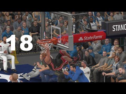 Всё в мире баскетбола - MyPark в NBA2k18