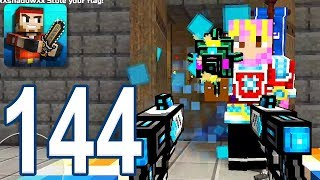 Pixel Gun 3D - Gameplay Walkthrough Part 144 - Multitaskers (iOS, Android)