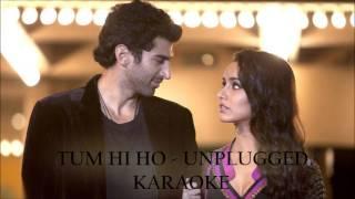 Tum Hi Ho Unplugged Karaoke