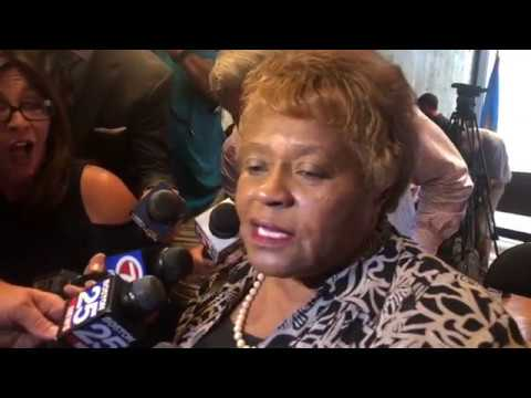 BPD Superintendent William Gross' mother speaks about her son's promotion to commissioner