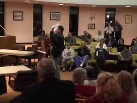F-word yelled by Carpentersville candidate at President