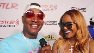 Yung Joc Talks Black Love with newly revealed girlfriend