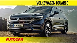 Volkswagen Touareg Review - Should VW bring it to India? | First Drive | Autocar India
