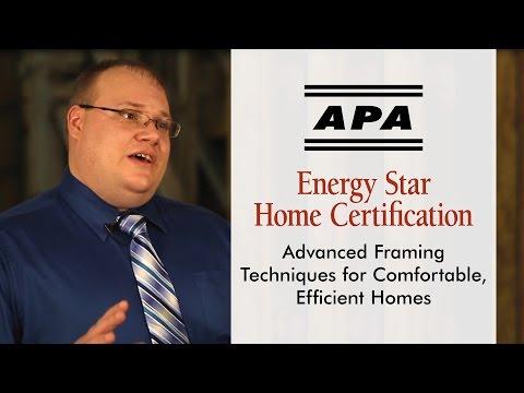 ENERGY STAR® Home Certification