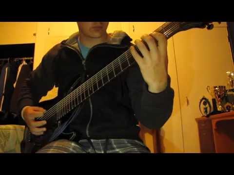 an original 8-string jam tune (standard f)