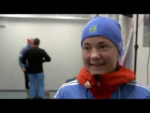 Happiest Lady in Finland:Ekaterina Yurlova