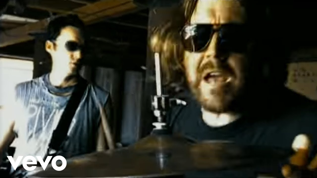 Spiderbait - Black Betty (Official Video) #1