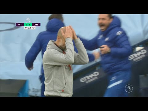 Manchester City Chelsea Goals And Highlights