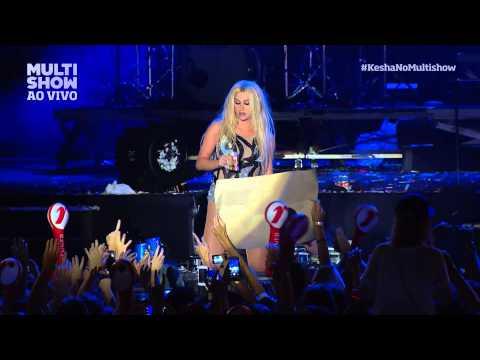 Kesha Live Planeta Atlântida 2015 Parte 4