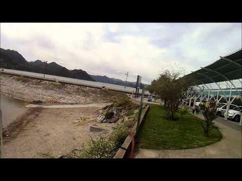 H-D ride in National Park Skadar Lake Montenegro 2013