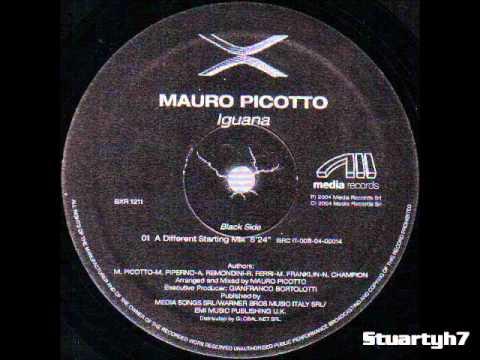 Mauro Picotto - Iguana 2004 (A Different Starting Mix) mp3