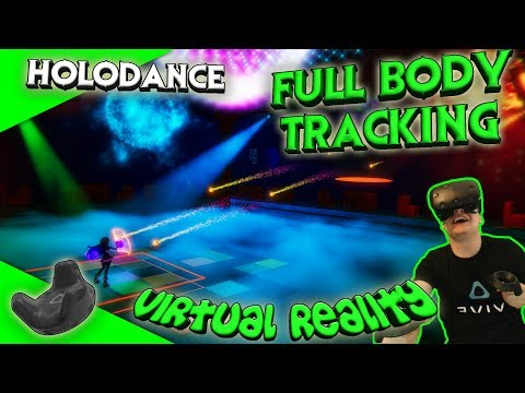 Full Body Tracking - Holodance - Virtuelle Fitness [Let