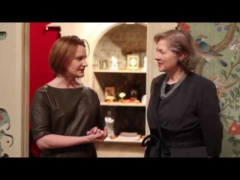 Behind the Scenes at the Winter Antiques Show