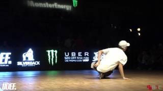 Leon Vs Kleju  | Silverback Open 2016