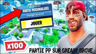 Personal Parties Come Play Return Greasy Maj Code Creator Audrandu56[FORTNITE][FORTNITE][FR]Go 4,2K